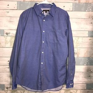 Banana Republic soft wash button down shirt large